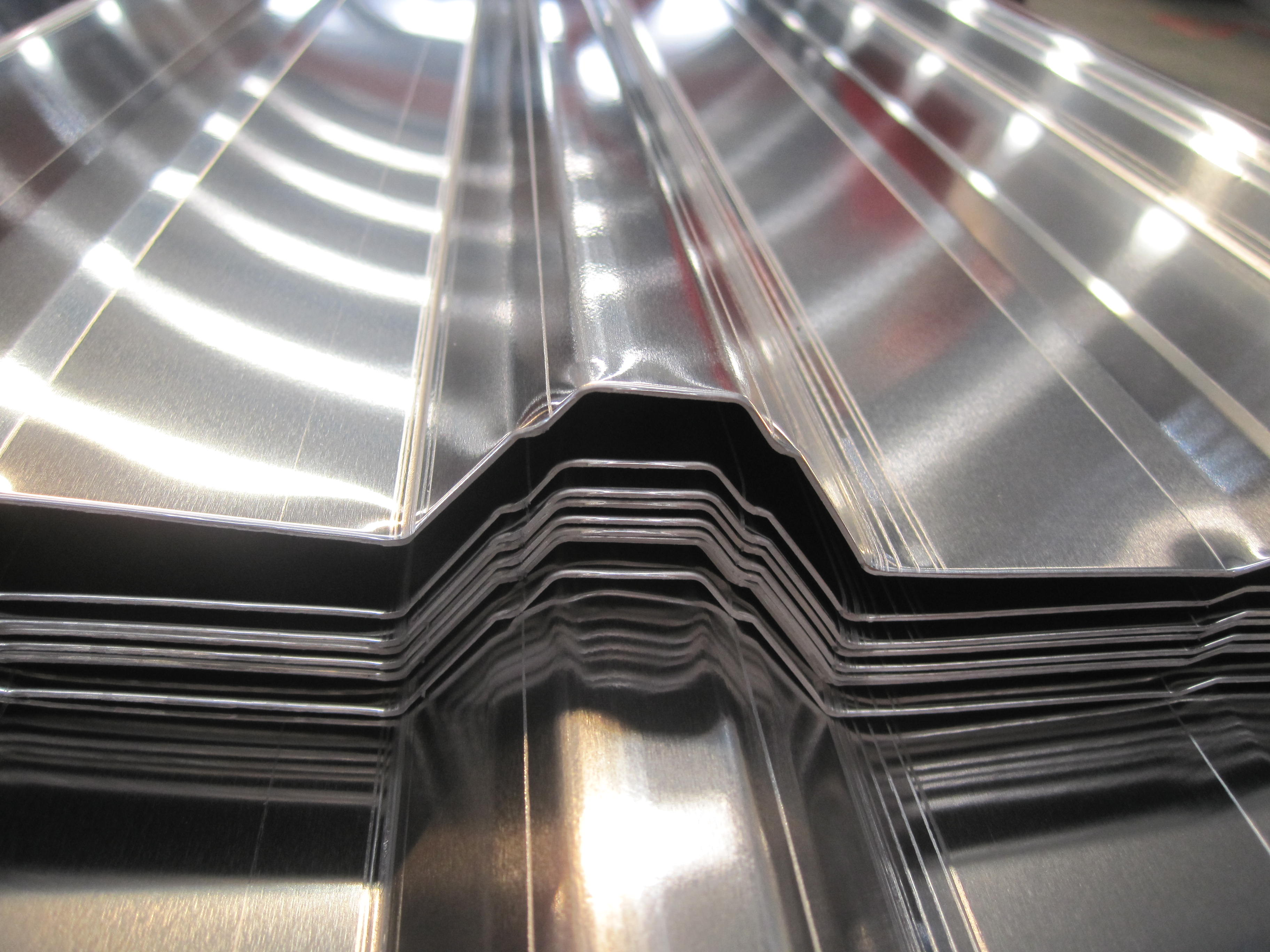 Aluminium Roofing Sheet : Aluminium roofing sheet corrugated sheets haomei